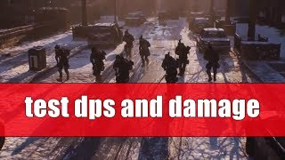 Last Stand - Base DPS 527k/M4 damage 29.9k - Increased 634k/35.9k - Extra 852k/45.5k - The Division