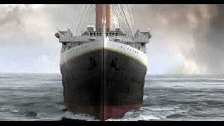 TITANIC - Sailing Into the Atlantic Ocean