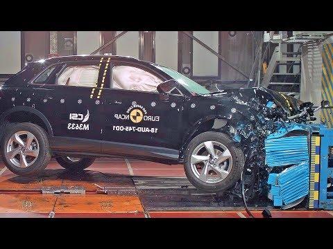 """AUDI Q3 (2019) Safe or not Safe"""" [Crash Test]"""