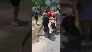 Rachet Hood Girl Fight