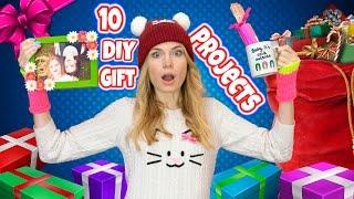 Idéias de presentes DIY! 10 Presentes de Natal DIY e Presentes de Aniversário para Melhores Amigos