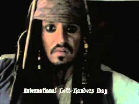Captain Jack's Holiday of the Day for August the 13th