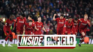 Inside Anfield: Liverpool 5-5 Arsenal | Unseen footage from epic 10-goal thriller