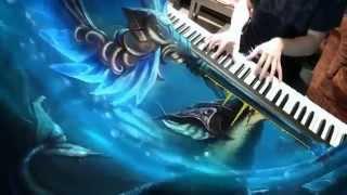 娜米主題曲:Tidecaller 鋼琴版