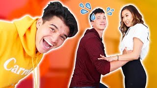 IMPOSSIBLE LIFT CHALLENGE! *BROTHER vs GIRLFRIEND*