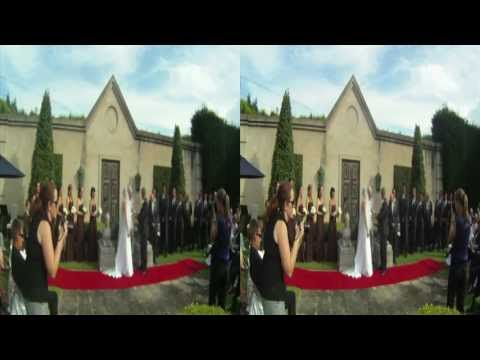 Matt & Bec's Wedding - 3D Version