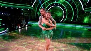 Bindi Irwin Honors Her Dad Steve With 'Crocodile Rock' Jive On 'Dancing With the Stars' Premiere