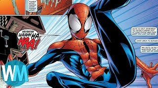 Top 10 Comic Books for Getting Into Comics