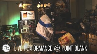 Live Performance @ Point Blank - Look Mum No Computer