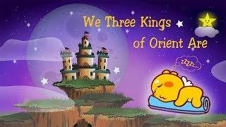 Nhạc Ru Bé Ngủ Ngon || 2 Giờ Nhạc Nhẹ Nhàng || We Three Kings of Orient Are