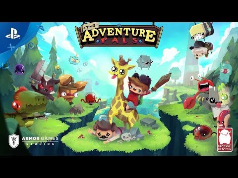 The Adventure Pals Trailer