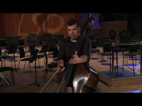 LSO Master Class - Double Bass