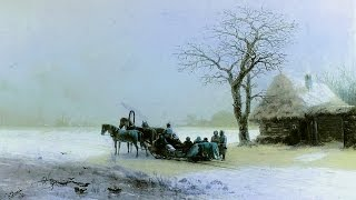 Russian Folk Music - Russian Winter