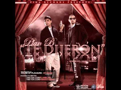 Te Dijeron Plan B instrumental completo 2012.