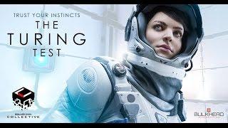The Turing Test - Megjelenési Dátum Trailer