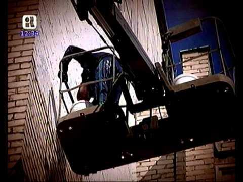 Теплоизоляция внешней стены многоквартирного дома