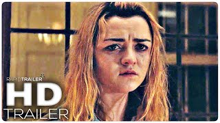 THE OWNERS Official Trailer (2021) Maisie Williams, Thriller Movie HD