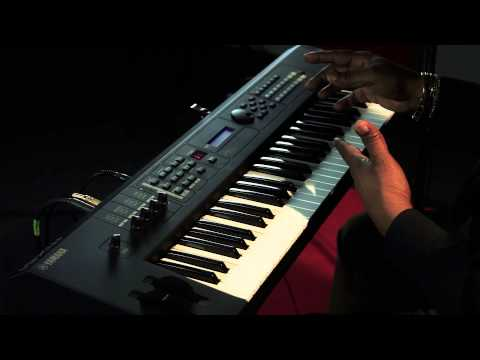 Yamaha MX49 & MX61 - In depth demo