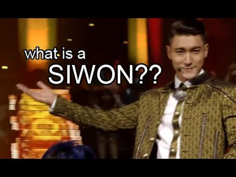 What is a SIWON ?? (Super Junior Crack?)