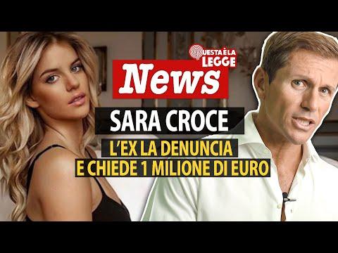 Sara Croce: Il suo ex rivuole un milione di euro di regali e le fa causa | avv. Angelo Greco
