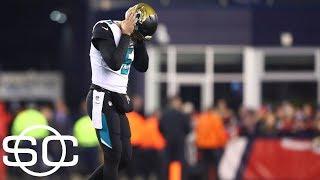 Should Jaguars feel good despite loss to Patriots in AFC Championship?   SportsCenter   ESPN