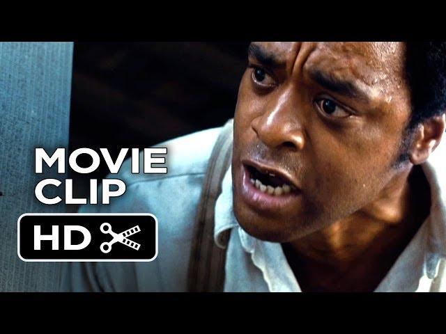 12 Years A Slave Movie CLIP - Let Me Weep (2013) - Brad Pitt Movie HD