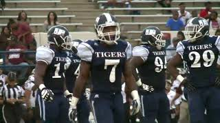 2015 SWAC Football: Texas Southern Tigers vs Jackson State Tigers