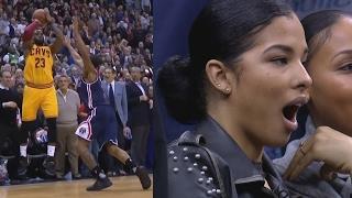 LeBron James 3 Forces OT! Beal Breaks Shumpert's Ankles! Cavs vs Wizards