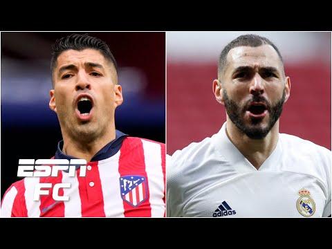 Atletico Madrid vs. Real Madrid reaction: Luis Suarez & Karim Benzema in 'incredible' form   ESPN FC