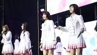 20191026 CGC Girls Collection  AKB48 TeamSH 持续的爱恋 (サステナブル ,Sustainable)+MC