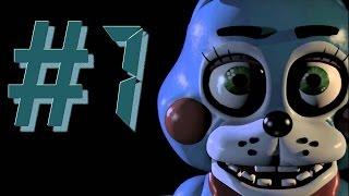 Five Nights at Freddy's 2 - Part 1 ''Yeminimi Bozdum Ulen''(TÜRKÇE)