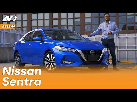 Nissan Sentra 2020 - El sapo que se convirtió en príncipe azul