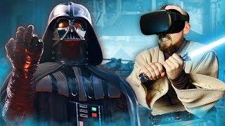 Star Wars Vader Immortal Episode 2 Oculus Quest VR Complete Playthrough