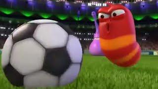 ЛАРВА | Чемпионат мира по личинкам | Мультфильмы для детей | Мультфильмы для детей | WildBrain