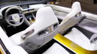 Lexus LF C2 Concept LA Auto