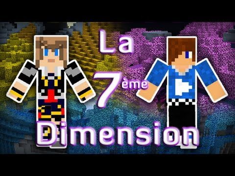 minecraft : la 7ème dimension | fin