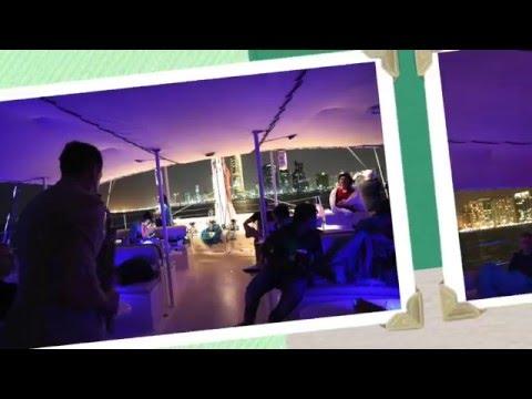 Belevari Jazz Cruise - TIMA SAX  live onboard in Abu Dhabi.