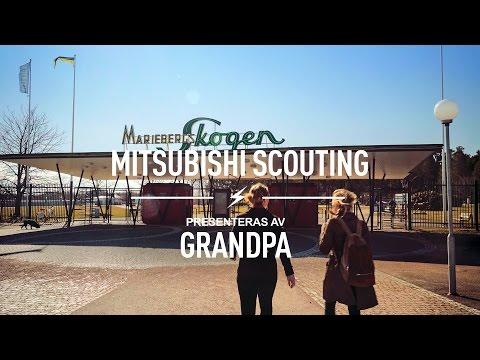 Mitsubishi Scouting - Episod 12: Mariebergsskogen