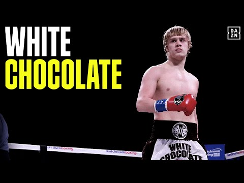 "Boxing's ""White Chocolate"" Is Must-See Entertainment"