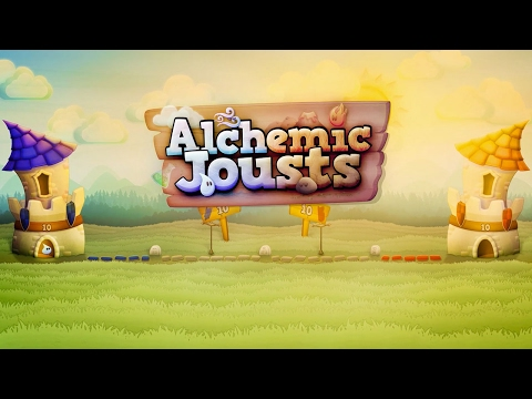 Alchemic Jousts Video Screenshot 1