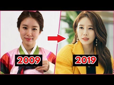 Yoo In Na Evolution 2009 - 2019