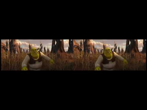 Shrek Forever After S3D Teaser