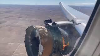 United 328 Engine Failure B777-200 Denver-Honolulu