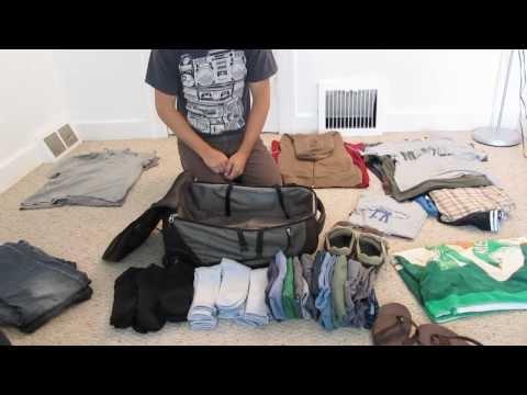 Kako spakovati kofer za leto?