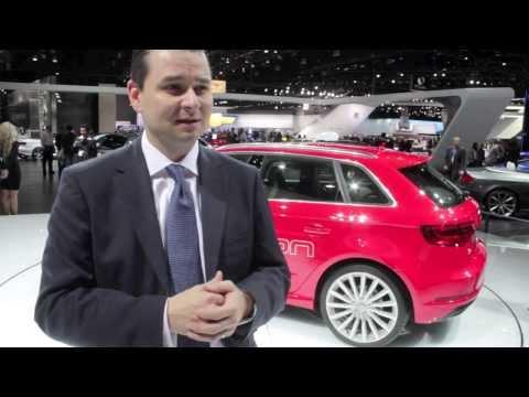 2015 Audi A3 Family Storms LA Auto Show