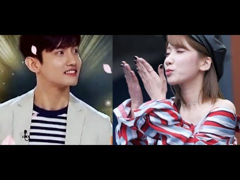 Female Idol Who Was A Lifelong Fan Of TVXQ…Finally Meets Changmin In Person