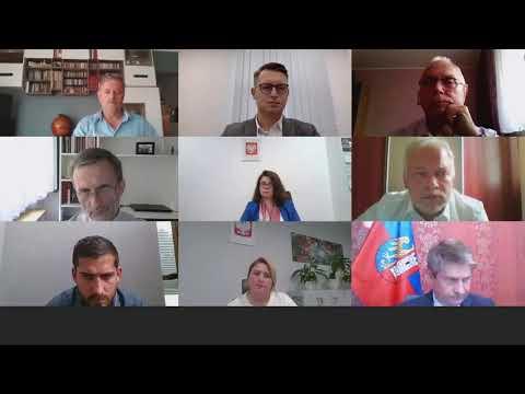 Sesja Rady Miasta Gliwice nr XVI/2020 z 25 czerwca 2020 roku