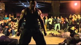 Michael Jai White Blood and bone Fights