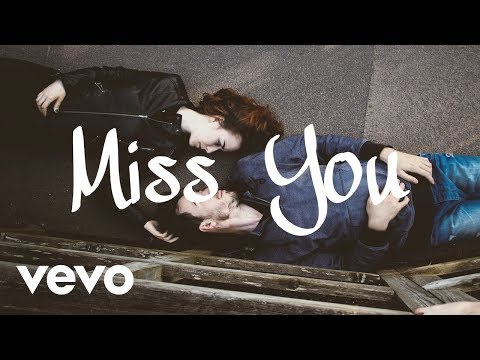Lauv - Miss You ft. Skrillex And Diplo (Official Lyrics / Lyric Video)