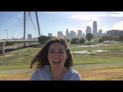 2015 Selfie Summer Intern Video at Agency Entourage - Grace Greenblatt